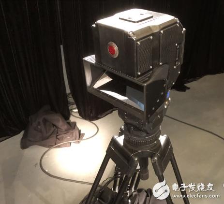 Lucid VR宣布与相机公司RED合作,开发一款用于拍摄8K视频和图像的180度立体相机