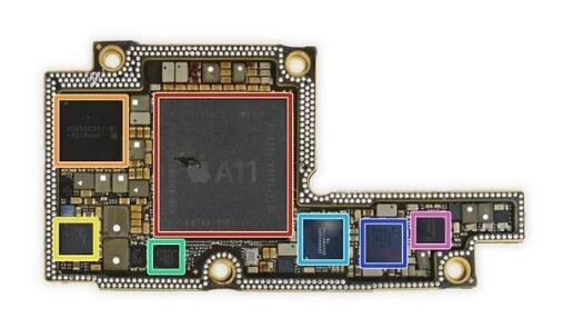 浅谈iPhoneX双层PCB和双电池设计及其必要性