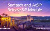 Semtech:群登科技(AcSiP利用Semtech的LoRa技术和开放LoRaWANTM标准