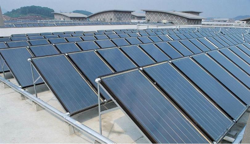 基于PIC32的太阳能热水器恒温混水装置简单介绍