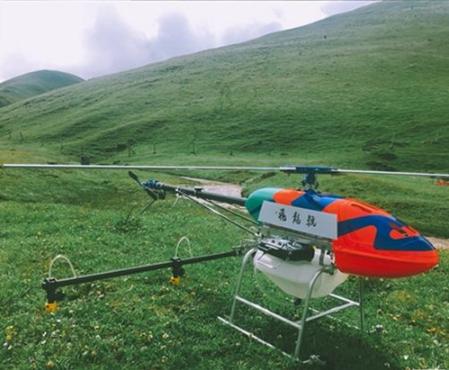 油电混合无人机在救灾领域起到的重要作用