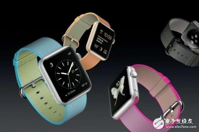 第一季度全球智能可穿戴设备市场报告显示 苹果居前,小米第二,华为位居第五位