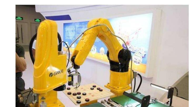 格力的工业机器人已达国际水平,为将来工业机器人制...