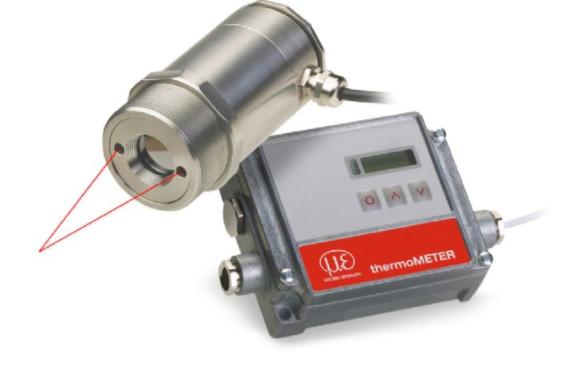 Micro-Epsilon紅外線高溫溫度計 滿足工業精準測量需求