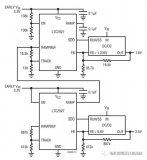 LTC2927通过在一个纤巧的负载点占板面积内提...