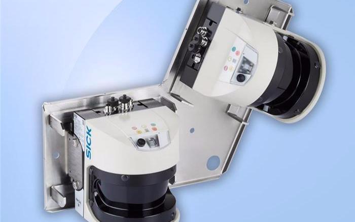 Sick推出最新款TIC502双激光雷达传感器 ...
