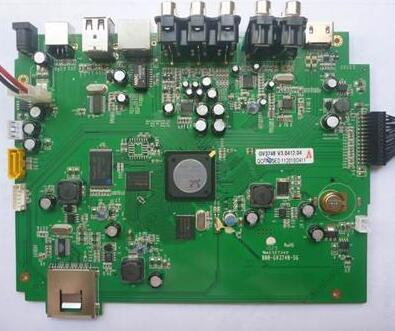 pcb板元器件大全_PCB电路板元器件布局的原则