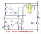 模拟电子蜡烛电路设计与制作