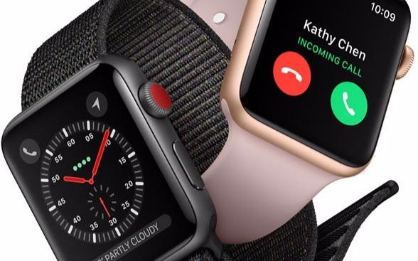 2018年一季度AppleWatch占据了全球5...
