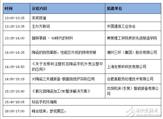 各大企业将齐聚手机3C产业新技术应用展 6月21...