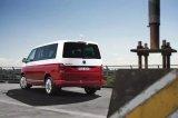 大众的T6厢式车改造成苹果内部的无人驾驶通勤车辆