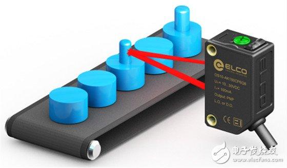宜科推出的以TOF算法为基本原理的激光传感器