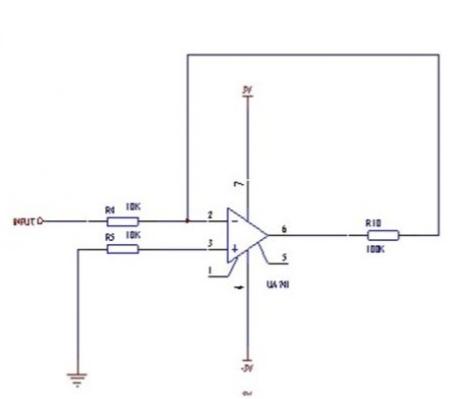 TI TLV2464低功耗轨到轨输入输出关断运算放大器应用在军工级直流无刷马达解决方案