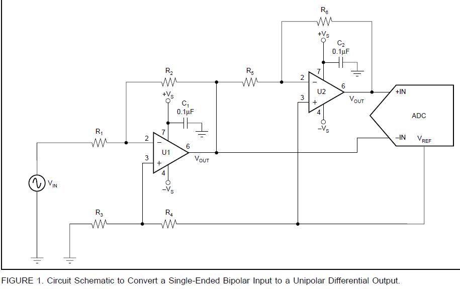 高分辨率模数转换器利用信号调理电路的组件提高ADC的潜力详细概述