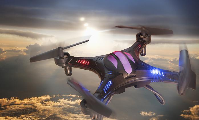 10种无人机科技创新,将改变人类的生活