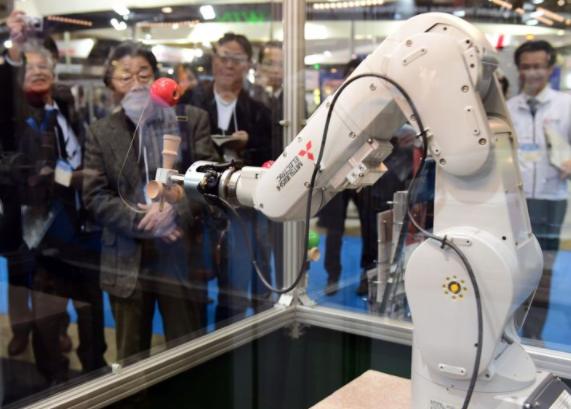 日厂机器人订单创新高 对大陆市场既期待也警戒