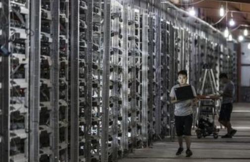 传比特大陆研发以太币专用挖矿芯片 AMD、Nvi...