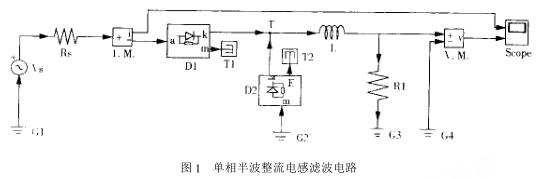 基于Matlab/Simulink的电力电子系统的建模与仿真