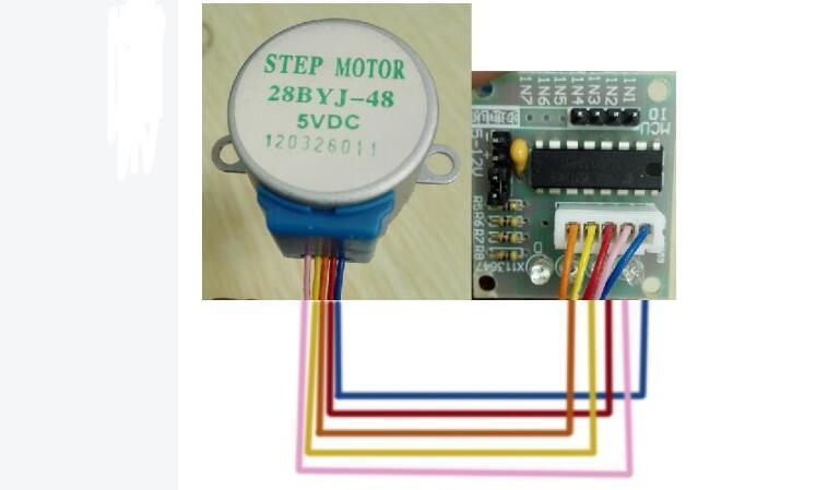 一文看懂arduino驱动uln2003操作步进...