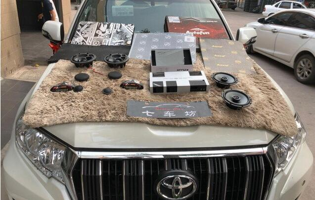 摩雷三分频汽车音响改造案例(18款霸道/福特锐界/大众帕萨特改装)