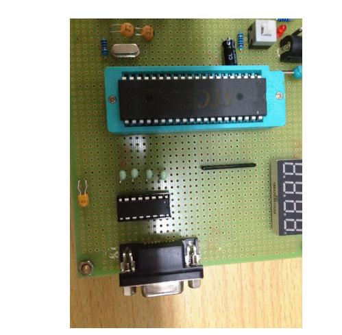 一文看懂PC机与单片机的通讯程序