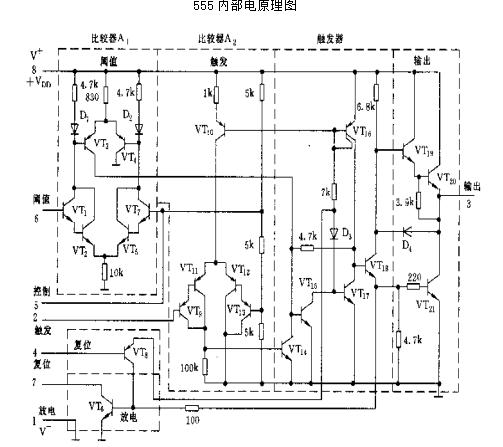 NE555电路应用图片