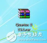 FPGA学习系列:1.quartus II 13...