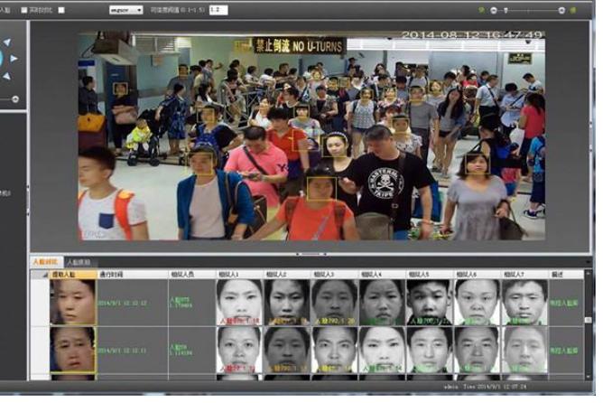 解读视频监控系统与人脸识别技术的结合应用
