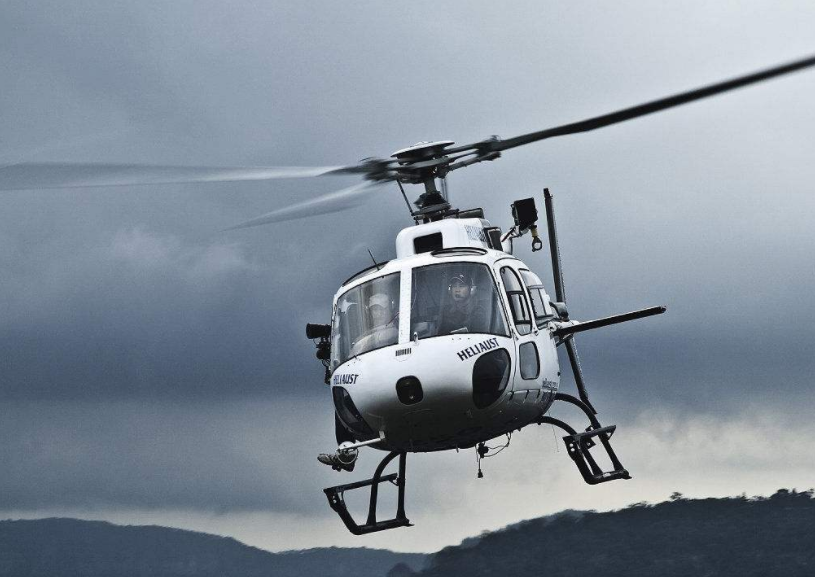 揭秘直升机的空气力学原理