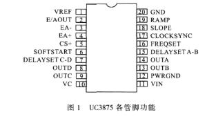 基于UC3875的ZVZCSPWM软开关直流电源的研制