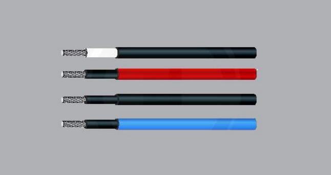 逆变器输出交流电缆怎么选取最经济?