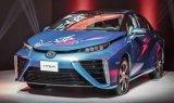 丰田计划建立一个工厂,以大规模生产氢燃料电池堆