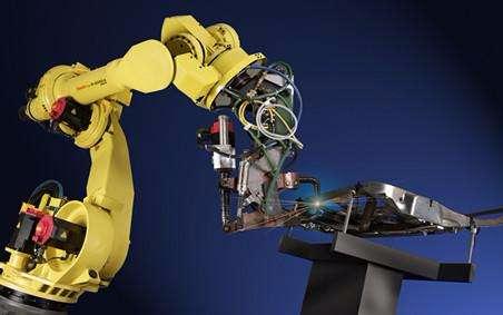 工业机器人的发展必然会给连接器领域带来巨大的改变