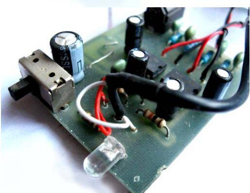 tda2822m制作BTL立体声小功放