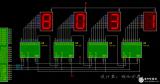 三分钟完全掌握利用74HC595在串行口扩充8位的并行输出接口