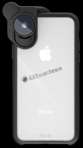 olloclip专为iPhone X更新其摄像头,提高成像质量