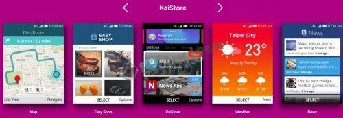KaiOS发力超越ios,计划在2018年底为全球100多个国家提供服务