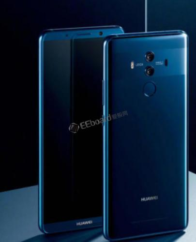 华为Mate 20将会是第一部搭载麒麟980的手机,外观、性能、拍照再次大幅提升