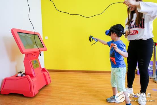 VR技术为孤独症诊疗打开希望之窗
