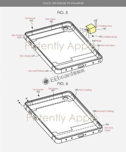 苹果新专利曝光,加强SIM卡与音讯模组的防水能力