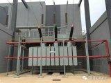 长江存储基地变电站正式投运,采取了两路电源可实现...