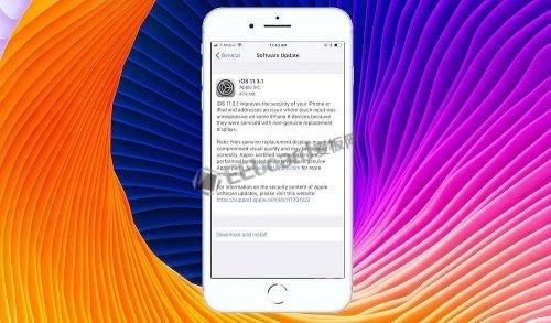 当出现iOS升级推送时,你是选择更新还是不更新?