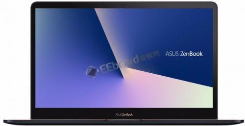 华硕新推出的 ZenBook Pro 15 新品,机身厚度 0.75 英寸不到,6 核处理器及辅以 GTX 1050 独显