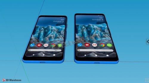 Google Pixel 3/3 XL 有望在2018秋季推出,Pixel智能手表也将一同发布