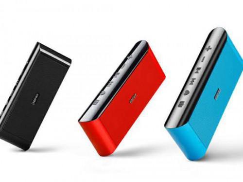 漫步者携手阿里推三款智能音响 其中一款号称迄今体积最小的wifi音箱