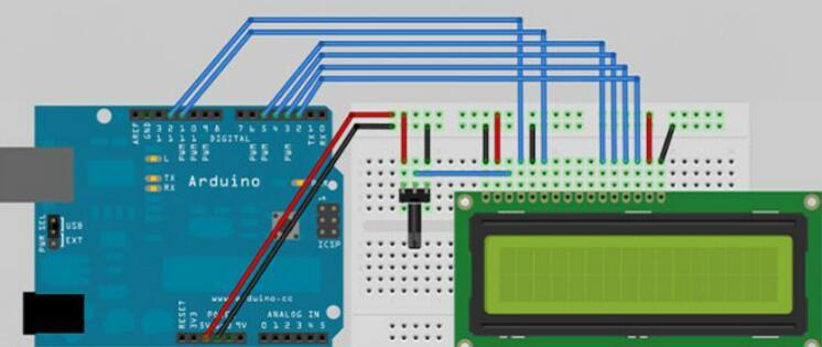 一文详解arduino连接lcd1602的方法