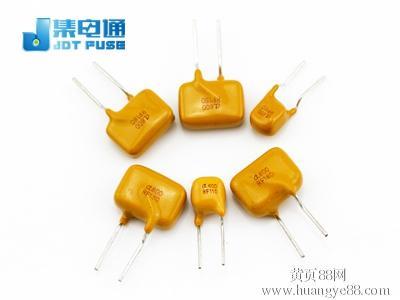 自恢复保险丝在可充电电池组中的应用