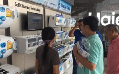 海尔空调成泰国最受欢迎品牌之一