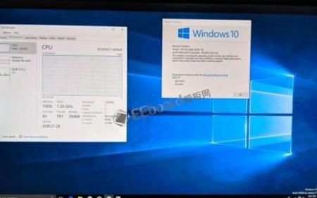 树莓派3可以完美运行WIN10系统