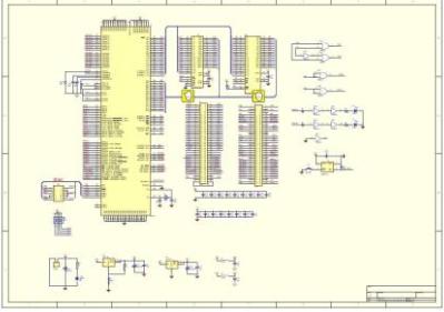 DSPTMS320F28335的原理图集详细资料概述